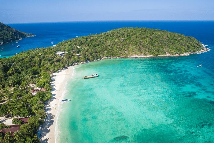 ラチャノイ島&ラチャヤイ島