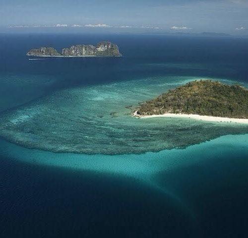 ピピ島&バンブー島