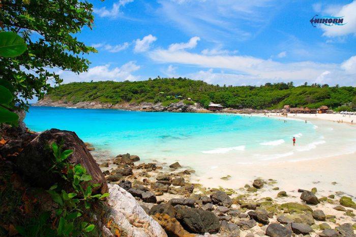 ラチャヤイ島&コーラル島