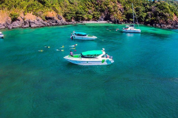 コーラル島バナナビーチ+ラチャヤイ島