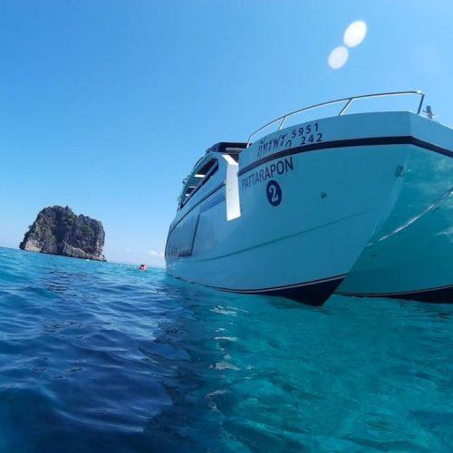 シミラン諸島1日(カタマランスピードボート利用)