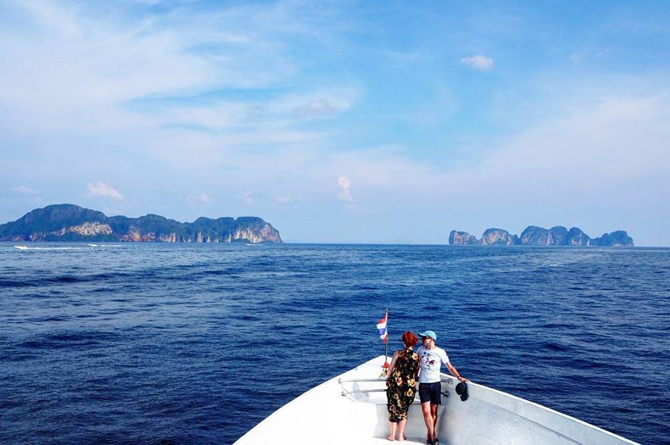 ピピ島 バンブー島 ツアー