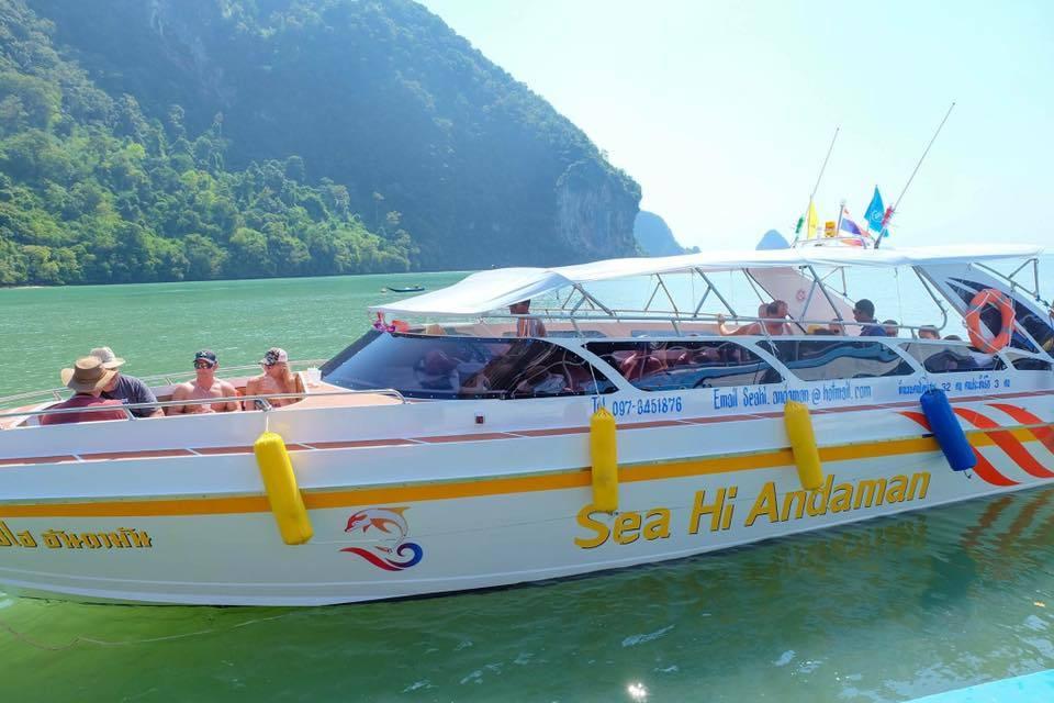 パンガー湾 ツアー