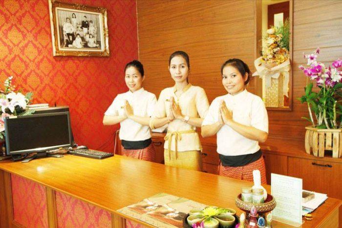 ナチュラルタイ・スパ Natural Thai Spa