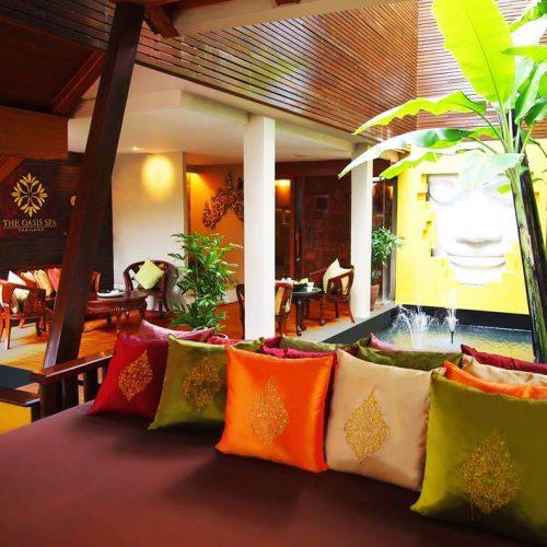 オアシス・ロイヤルタイ・スパ  Oasis Royal Thai Spa