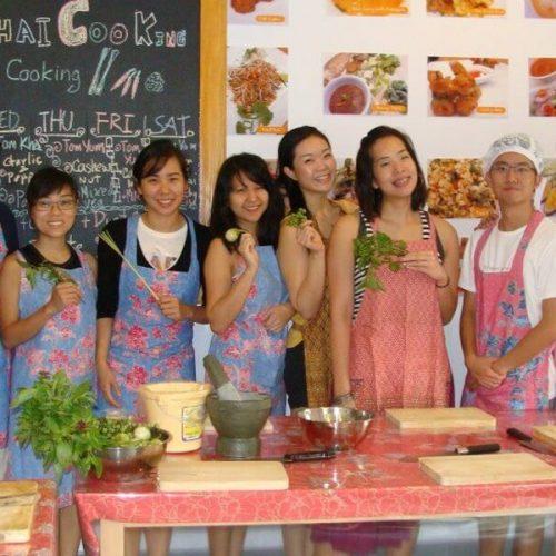 タイ料理教室(カタ地区)