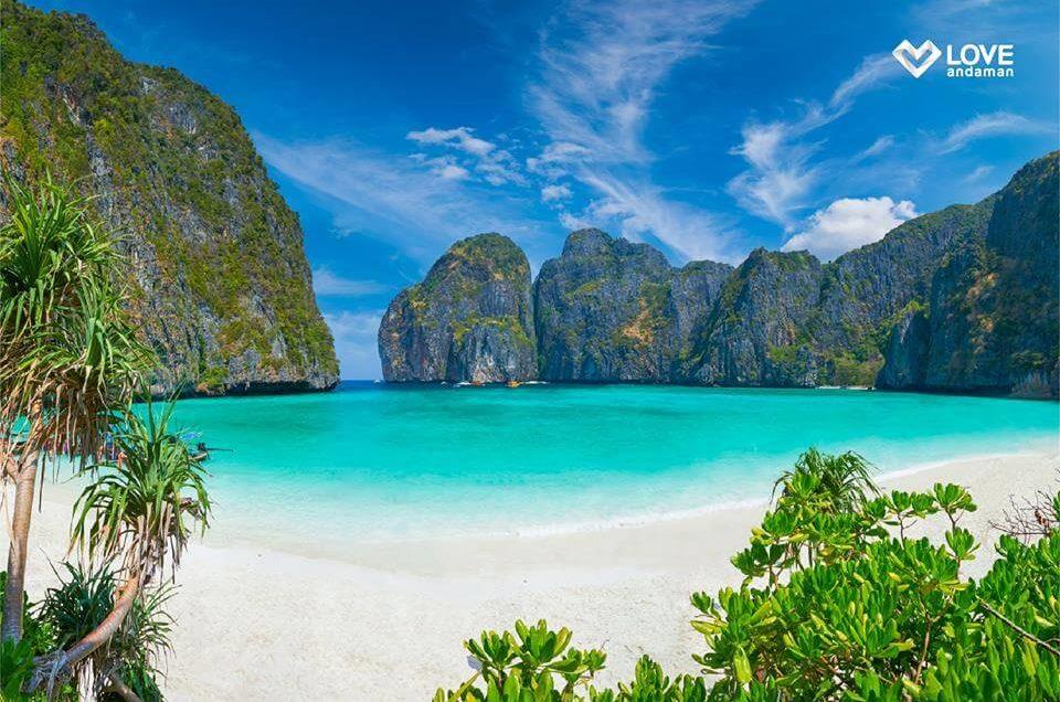 プーケットからピピ島へ!ピピ島の海と絶景を満喫!