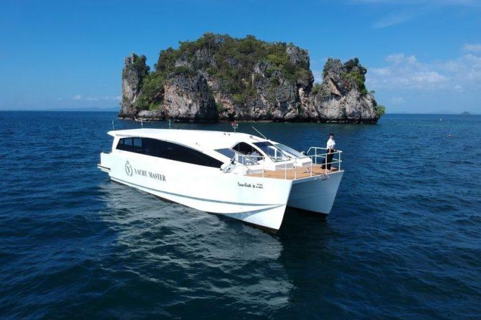 ピピ島+カイ島(カタマランスピードボート利用)