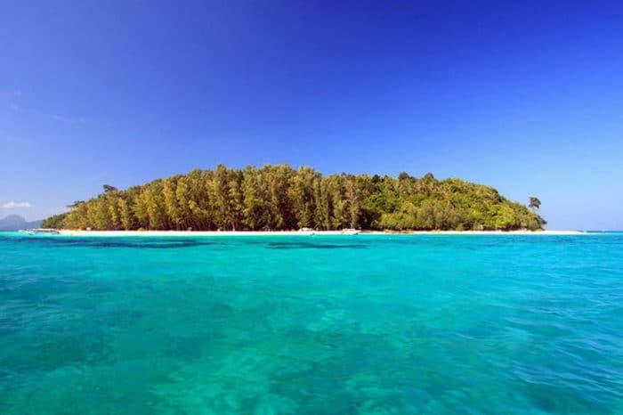 ピピ島+バンブー島(日本語ガイド / 写真無料サービス)