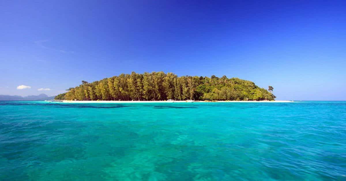 ピピピ島 バンブー島