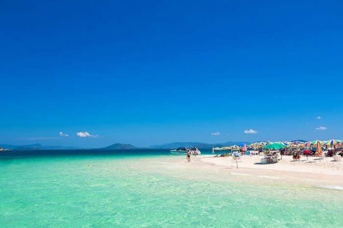 パンガー湾シーカヌー+カイ島