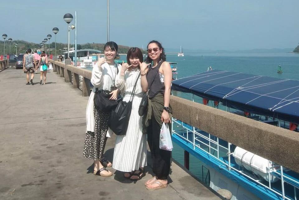 パンガー湾ツアー