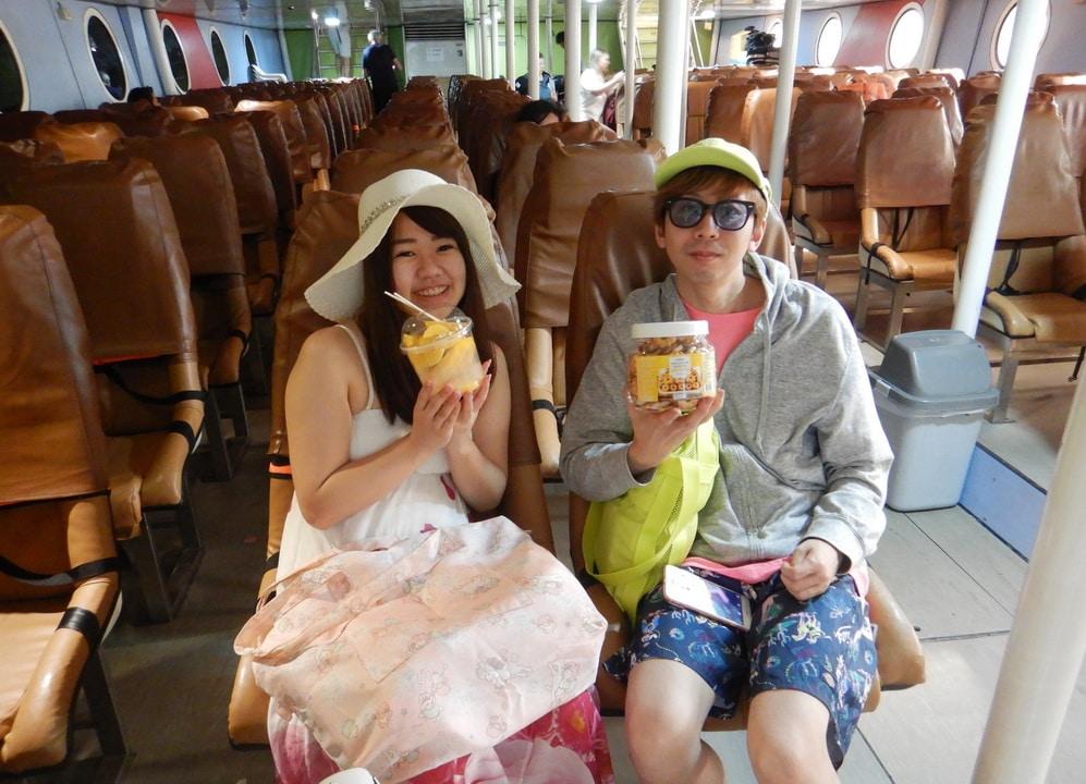 ピピ島観光ツアー