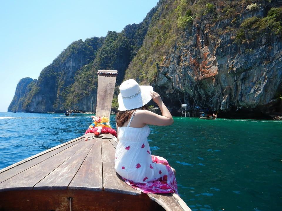 ピピ島周遊