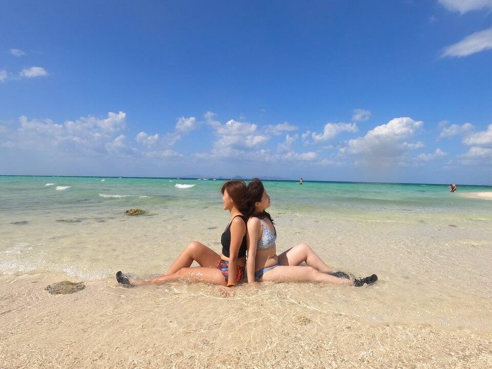 ピピ島 バンブー島