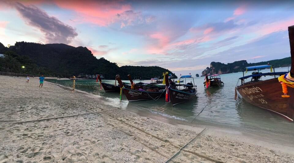 タイ ピピ島ツアー