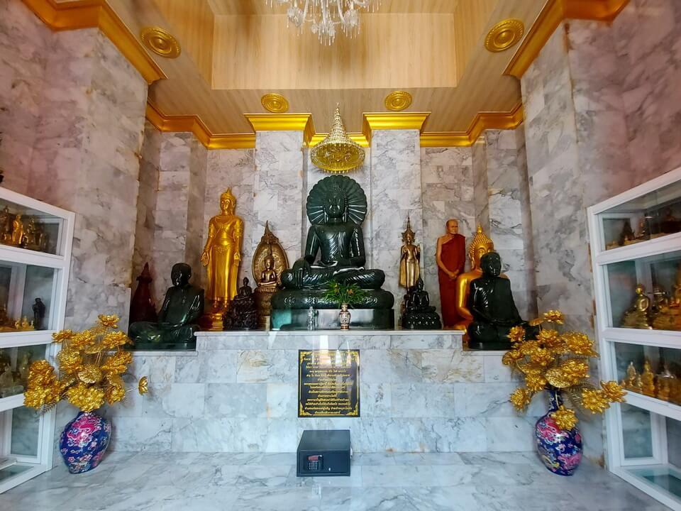 プーケット タイ寺院
